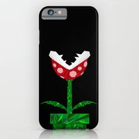 Piranha Plant iPhone 6 Slim Case