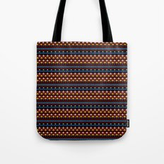 Diamond Dot Ice Tote Bag