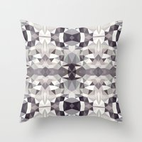 50 Shades Tribal Throw Pillow