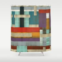mache Shower Curtain