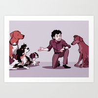 The Family Art Print