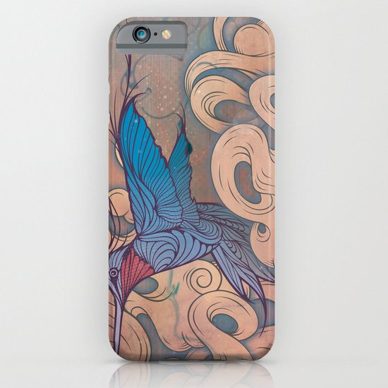 The Aerialist iPhone & iPod Case