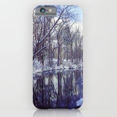 Blue Ice II iPhone 6 Slim Case