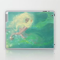 Sea foam Laptop & iPad Skin