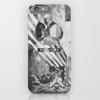 iPhone & iPod Case featuring Mon Père Me Guider Une Corde Vers Le Ciel  by Young Weirdos Guild