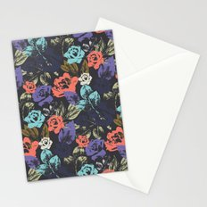 Midnight Garden Pop Stationery Cards