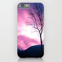 Into The Pink & Purple S… iPhone 6 Slim Case