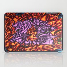 Abstract Colors  iPad Case