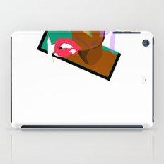 Anyone: I N  B L A C K  iPad Case