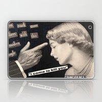 Modern Angle Laptop & iPad Skin