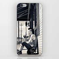 South Tacoma Skater  iPhone & iPod Skin