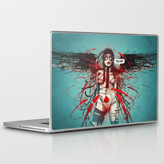 Nymph IV: Exclusive Laptop & iPad Skin
