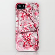 Winter Berries iPhone (5, 5s) Slim Case