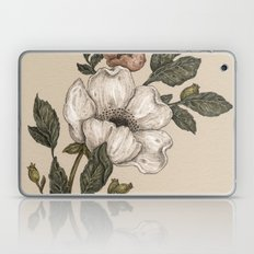 Floral Laurel Laptop & iPad Skin
