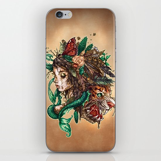 BEAST iPhone & iPod Skin