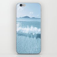 Clear Water iPhone & iPod Skin
