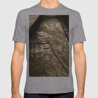 Shadow Mens Fitted Tee Athletic Grey SMALL