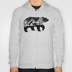 THE BEAR AND THE FOXES Hoody