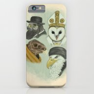 Birds Of Pray iPhone 6 Slim Case