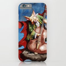 Feline counter bassist iPhone 6 Slim Case