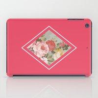 Floribus Adamantino iPad Case