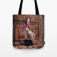 Elementary - That Kinky … Tote Bag