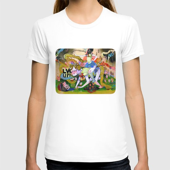 lvl up T-shirt