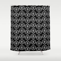 osa the mask Shower Curtain