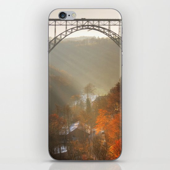valley of light iPhone & iPod Skin