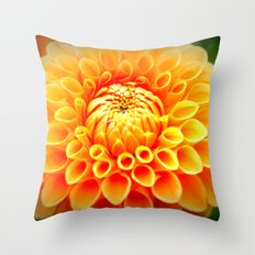 In Bloom! Throw Pillow
