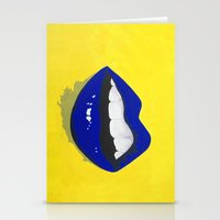 Blue Attitude Stationery Cards