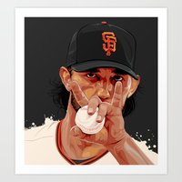 MAD BUM Art Print