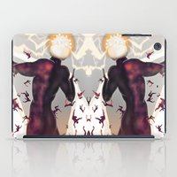Falling In Line [Mirrore… iPad Case