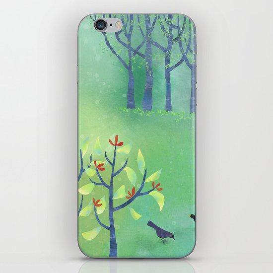 April iPhone & iPod Skin