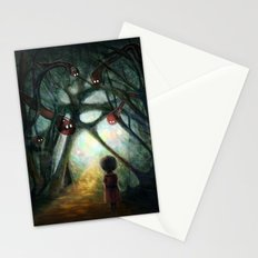 Through the Dream Stationery Cards
