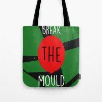 Break the Mould Tote Bag