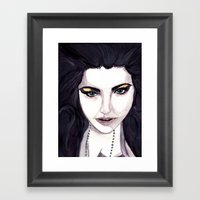 What You Want Framed Art Print