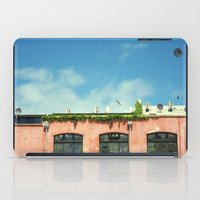 All Covered In Vines iPad Case