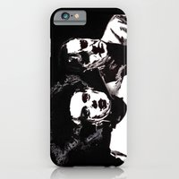 Dr Frankenstein and the Bride of the Monster iPhone 6 Slim Case