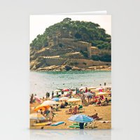 Tossa Del Mar Stationery Cards