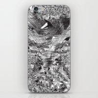Black Anything iPhone & iPod Skin