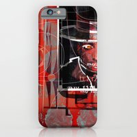 iPhone & iPod Case featuring MUY FIFI by michael pfister