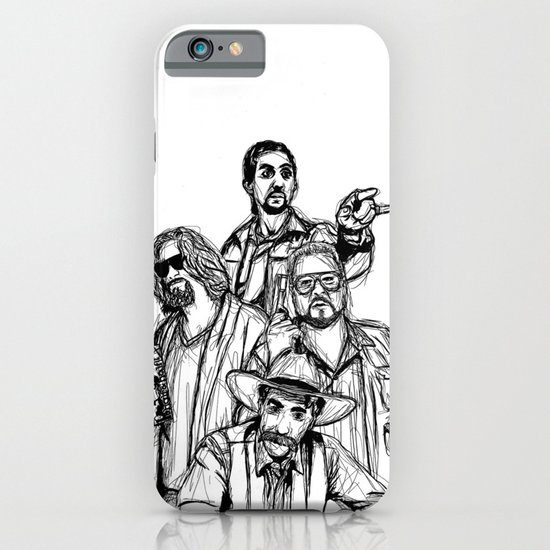 Let's Roll iPhone & iPod Case