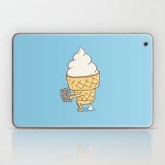 Everyone Poops (Blue) Laptop & iPad Skin