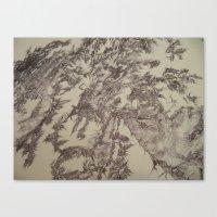 Digital Bunny-Segment 210 Canvas Print