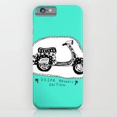 Vespa Hawaii Edition. iPhone 6 Slim Case
