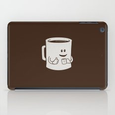 Mugged. iPad Case