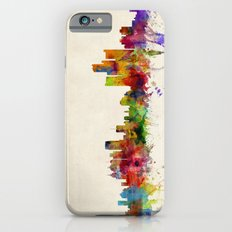 Detroit Michigan Skyline iPhone 6 Slim Case