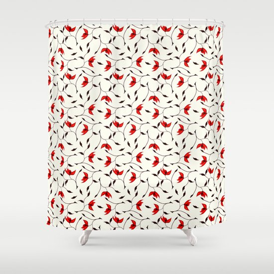 Home Decor With A Gentle Floral Pattern At Society6