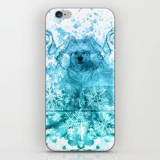 The Blizzard iPhone & iPod Skin